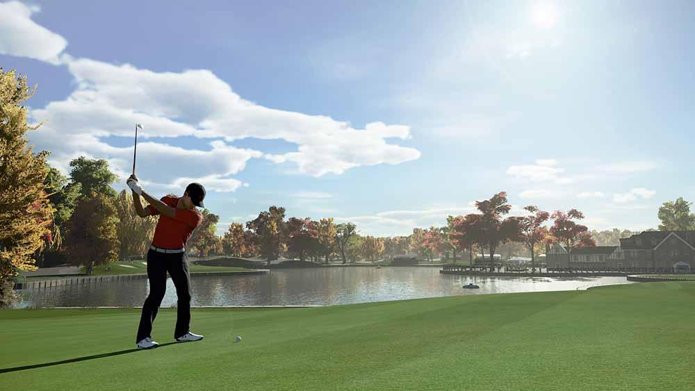 PGA TOUR 2K21 - Swing 16
